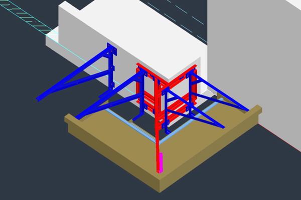 3д моделирование фасадов