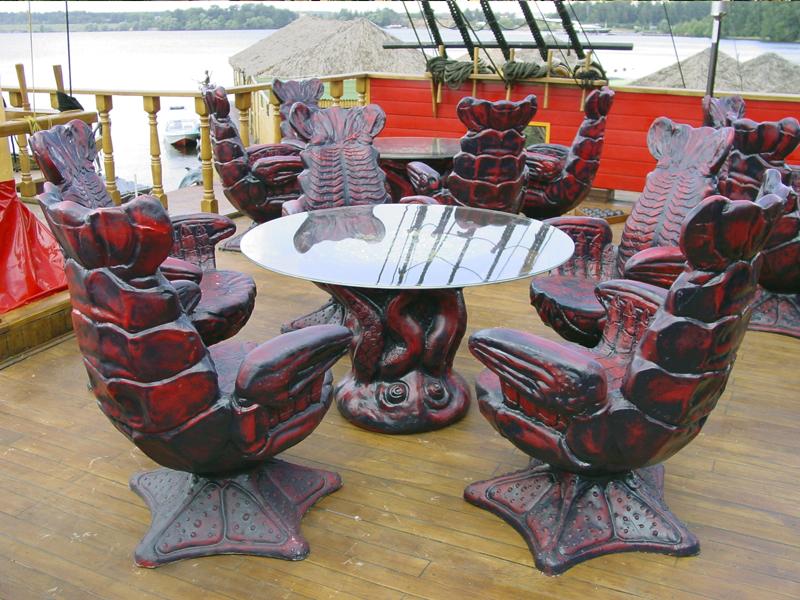 Мебель для ресторана-0